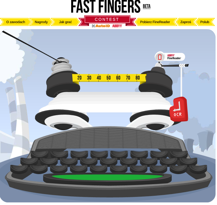 fastfingers