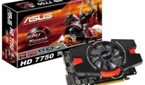 ASUS HD 7750 Graphics Card with Box