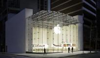 Jeden z firmowych sklepów Apple | Źródło: neowin.net