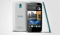 HTC Desire 500 blue