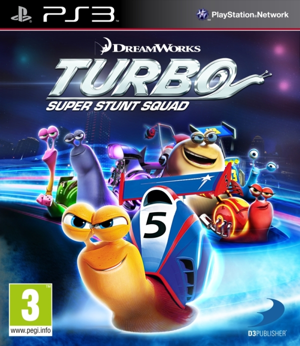 TURBO Super Stunt Squad PS3