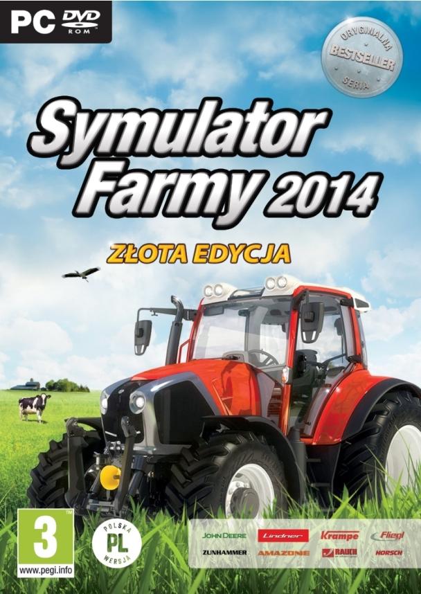 symulator farrmy  2014-gold