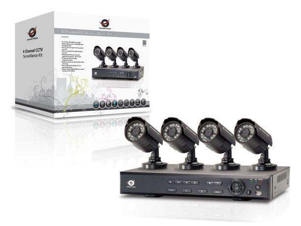 Zestaw monitoringu CCTV