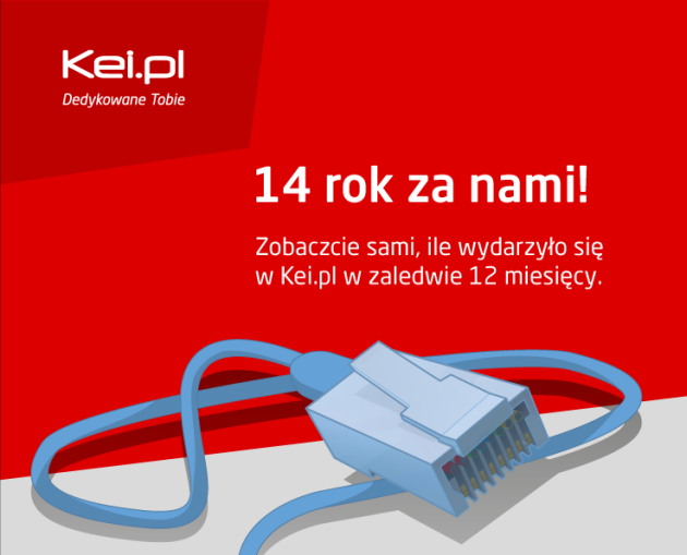 Urodziny Kei.pl