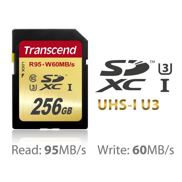 Transcend 256GSDU3