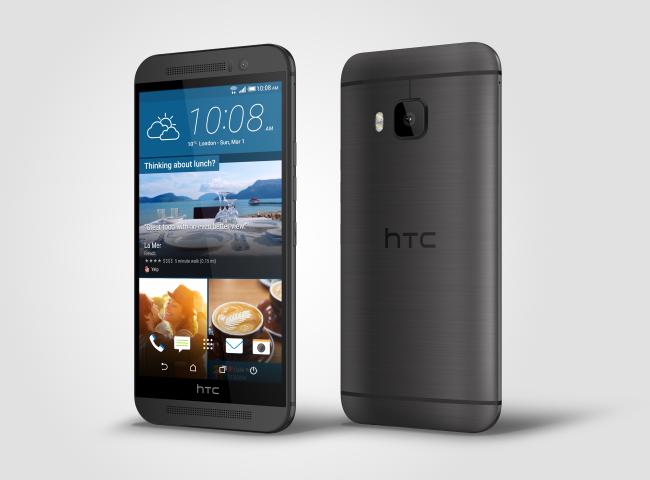HTC One M9_Gunmetal