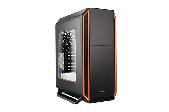 Silent Base 800 Window Orange