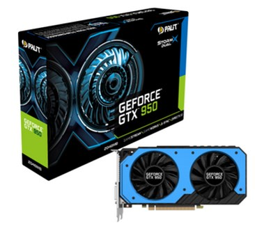 Palit GeForce GTX 950