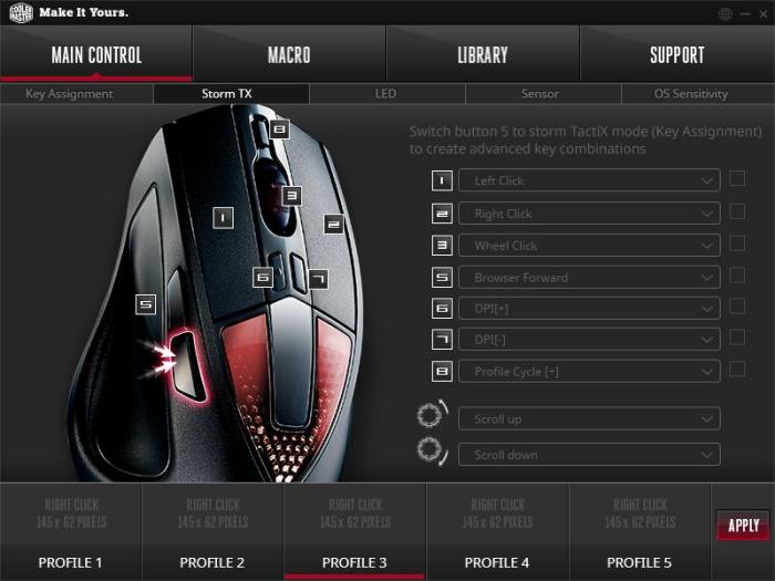 oprogramowanie dla Sentinel III