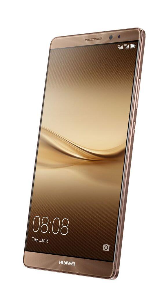 Huawei Mate 8_gold