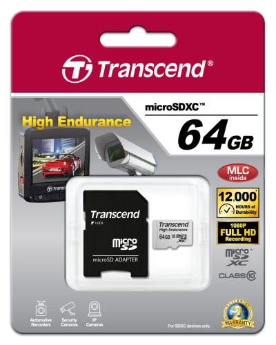 microSDXC_SDHX High Endurance