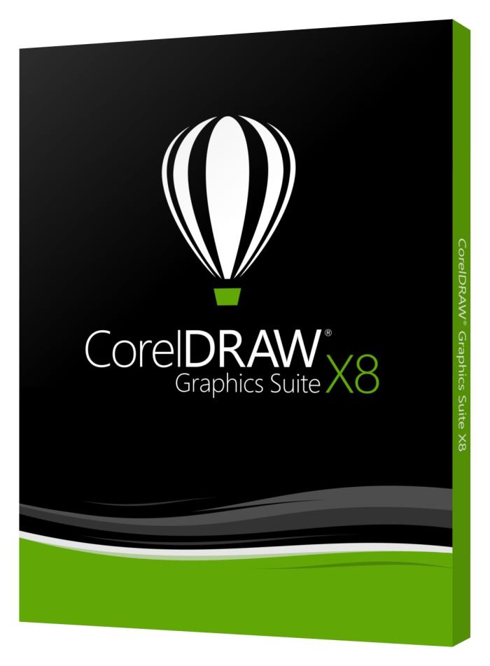 Graphics Suite X8 pakiet