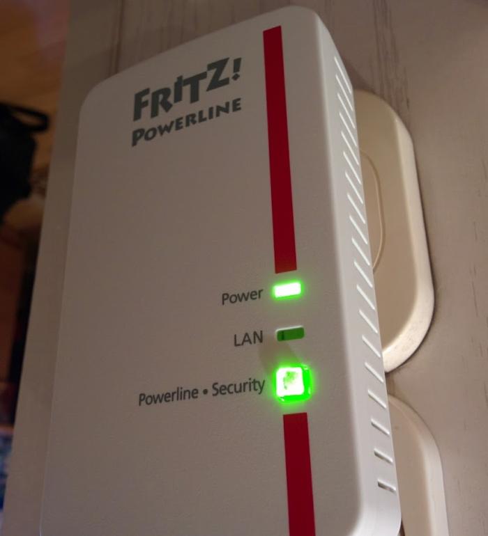 fritz powerline