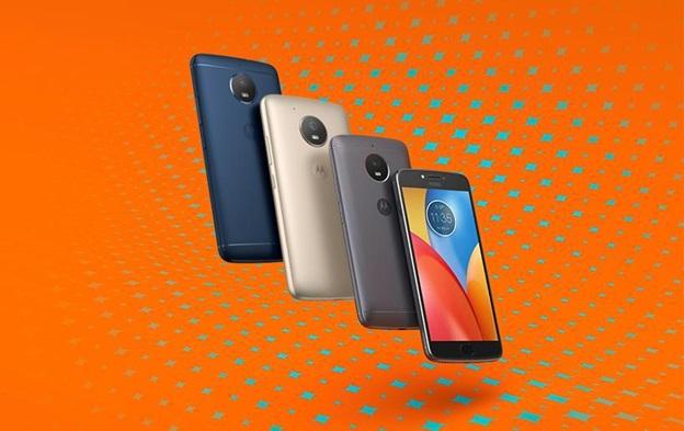 smartfony Moto E