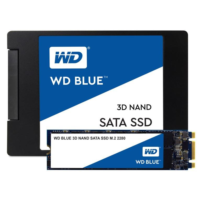 WD Blue 3D NAND SSD