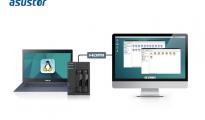 Asustor Linux Center