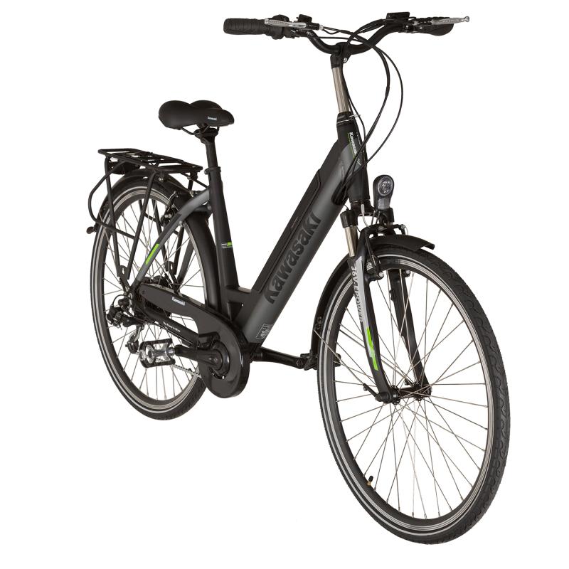 rower Kawasaki damski