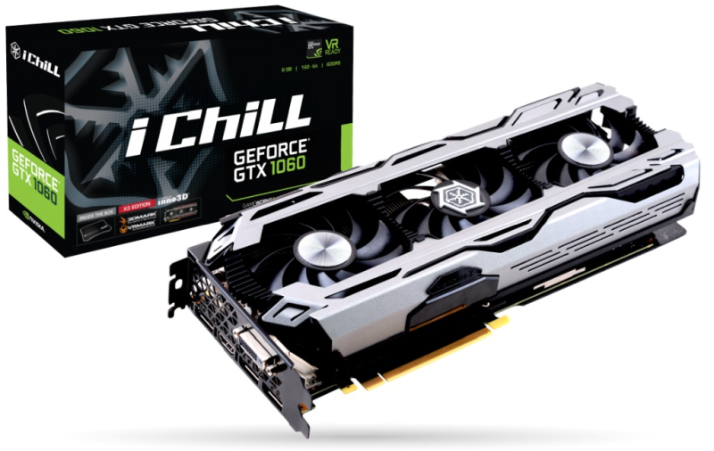 GeForce GTX 1060 X3