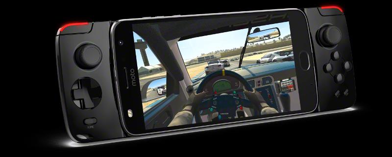 Moto Mods_GamePad MotoZ2Play