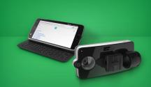 Livermorium Slider Keyboard