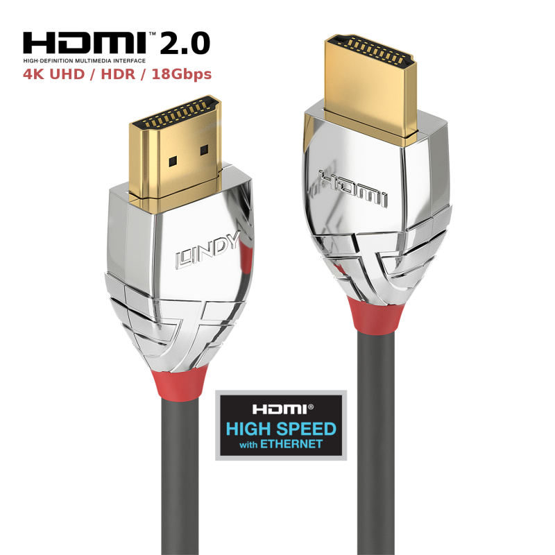 kable Lindy Cromo Line HDMI