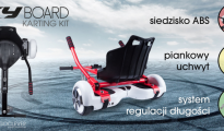 City Board Karting Kit Goclever