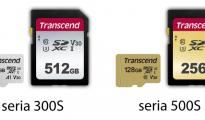 Transcend 300S i 500S