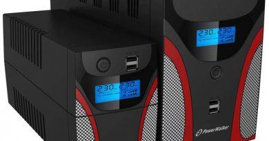 PowerWalker VI 650-2200 GX series