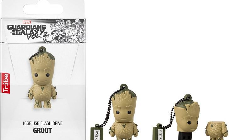 Tribe-GoG-Groot-16GB-pack