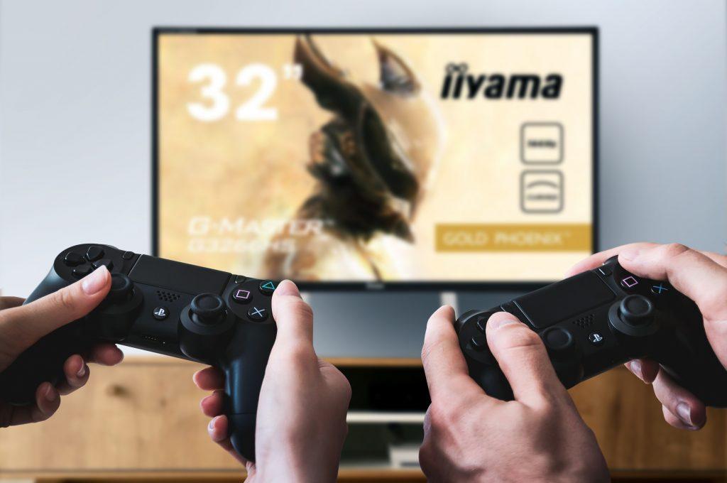 iiyama-monitor G-MASTER G3266HS-B1