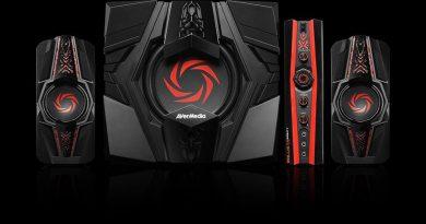 Głośniki AVerMedia GS313 Ballista Dual