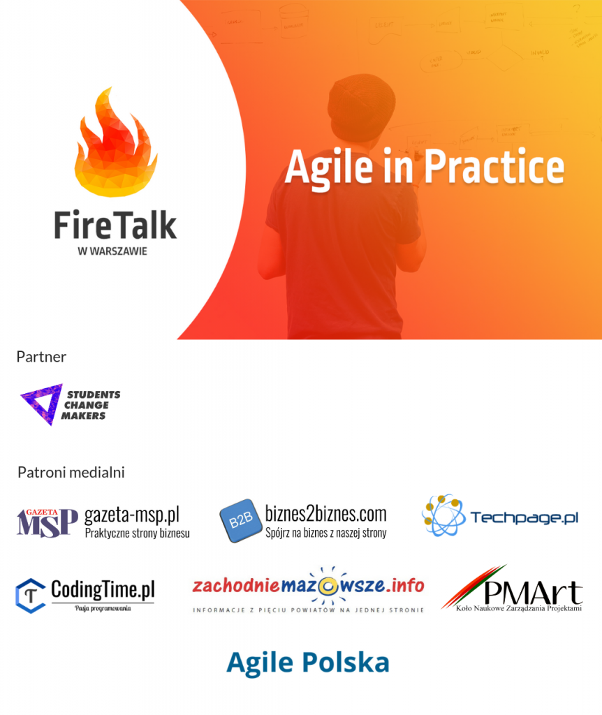 Patroni medialni 2 - Agile in Practice