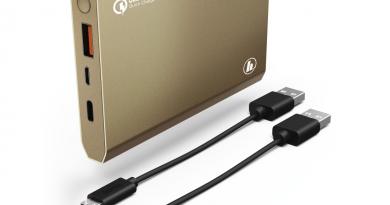 HAMA Power Pack Premium Alu