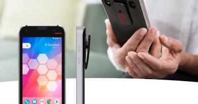Smartfon Ascom Myco 3