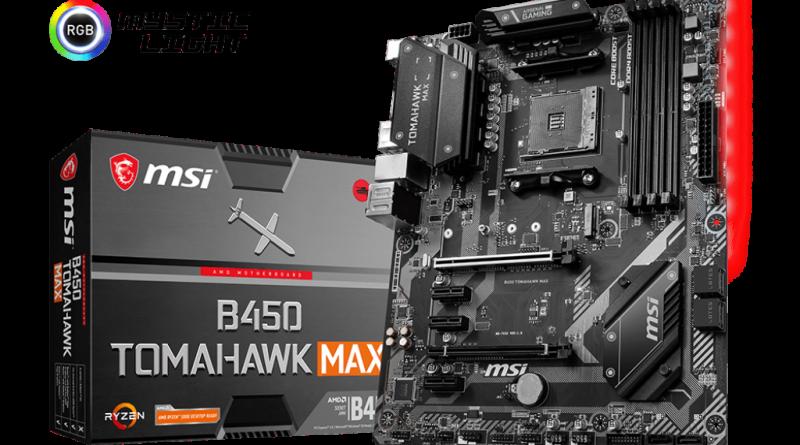 B450 Tomahawk Max