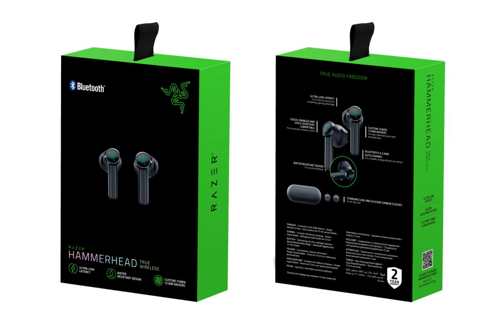 Hammerhead True Wireless