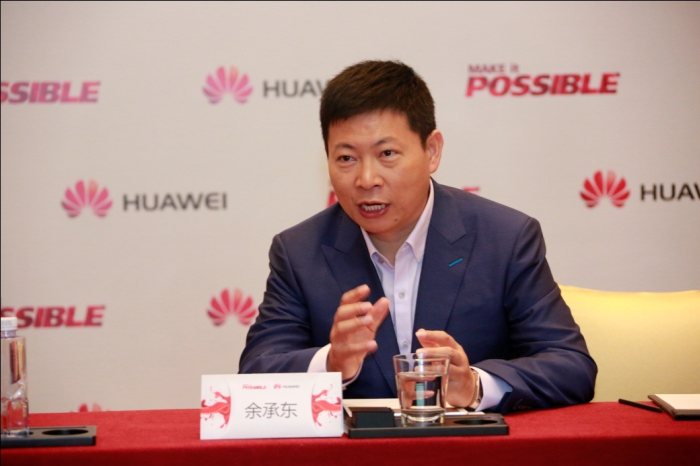 CEO Huawei Consumer BG - Richard Yu