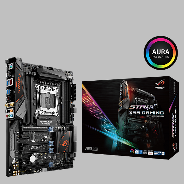 Asus ROG Strix X99 Gaming