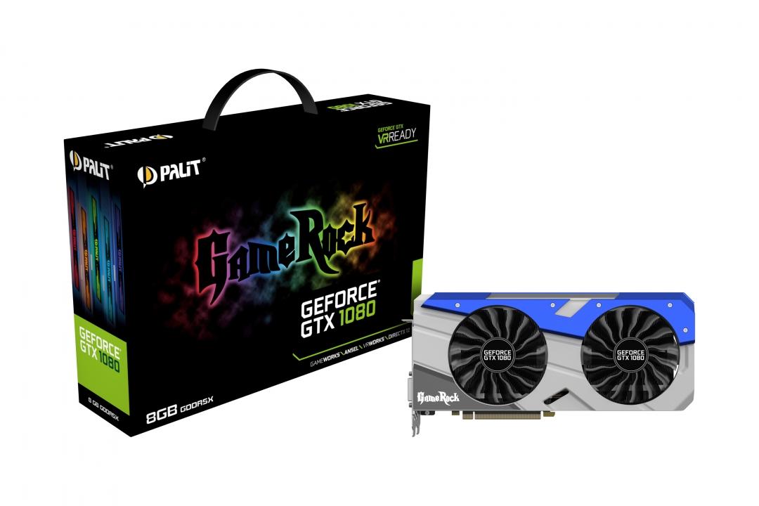 Palit GTX 1080