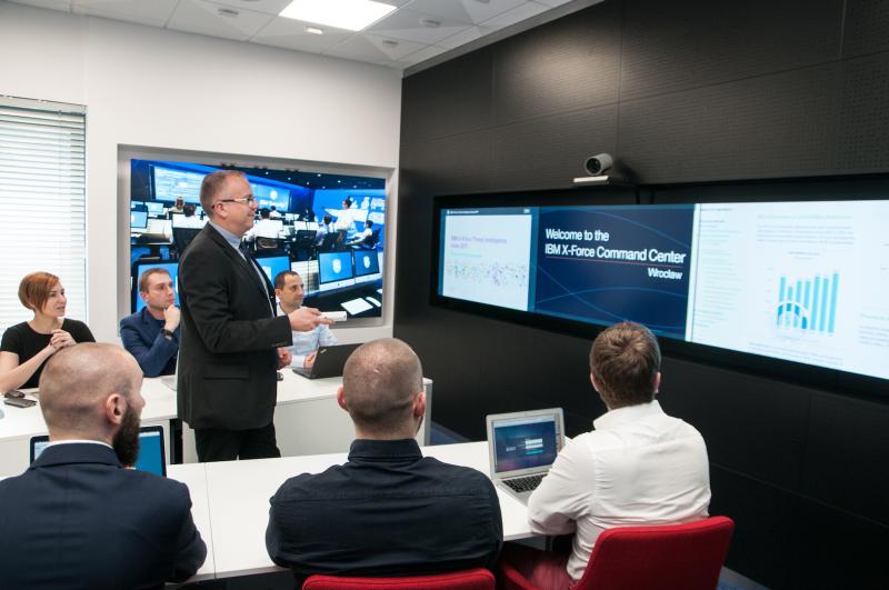 IBM X Force Center
