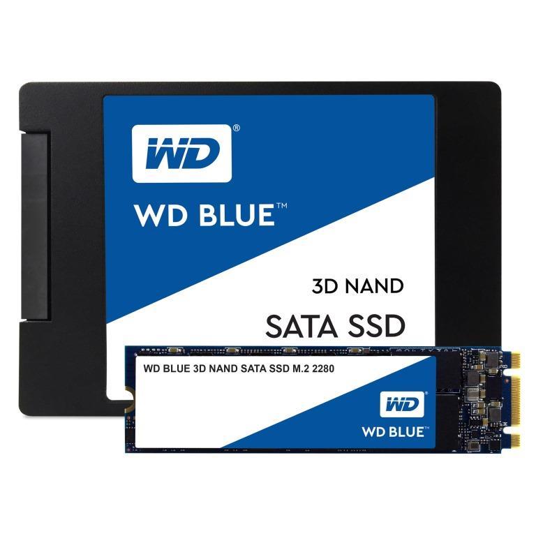 WD Blue 3D NAND SSD