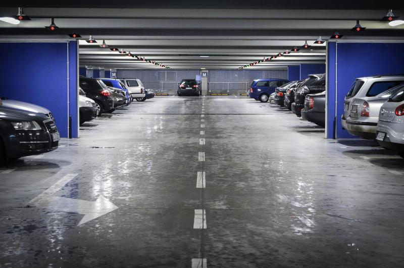 parking nwaigacja