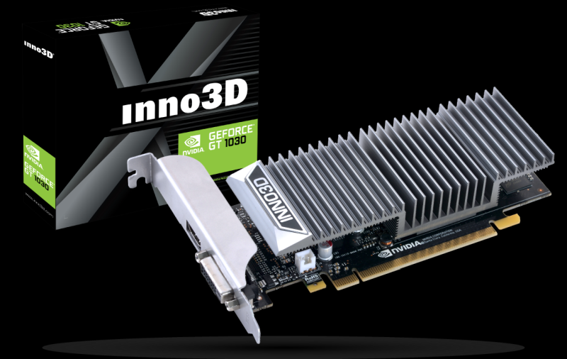 Innod3D GeForce GT1030