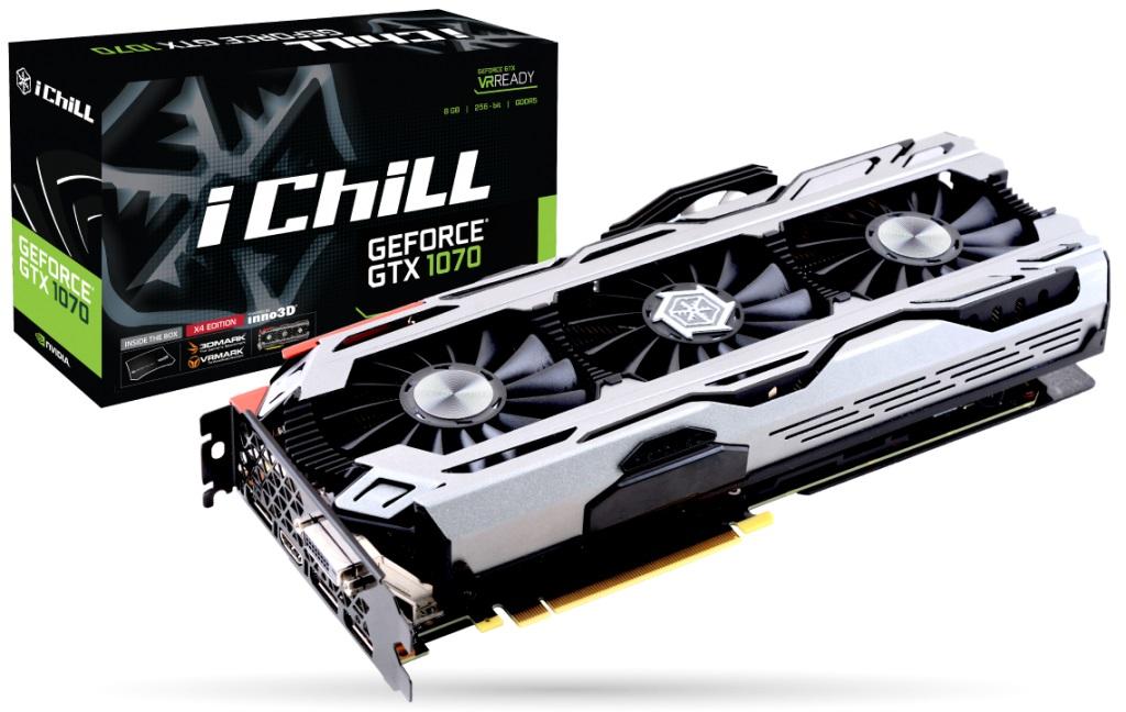ichill Geforce GTX1070