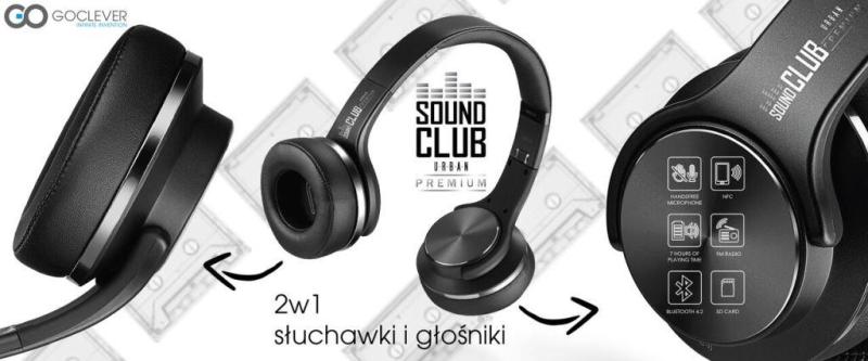 Goclever_Sound Club Urban Premium