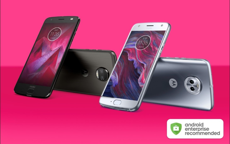Motorola Android Enterprise Recommended