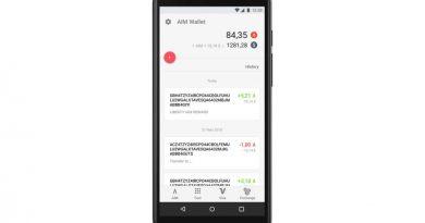 ARCHOS Core 57S_AIM_Wallet