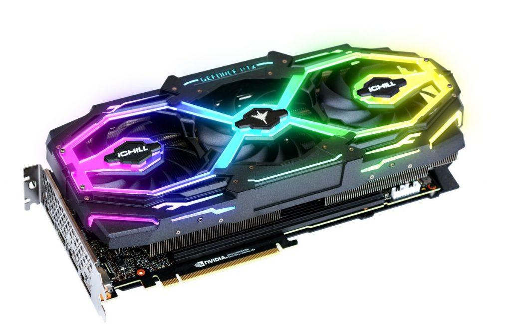 GeForce RTX 2070 Super iChill X3 Ultra