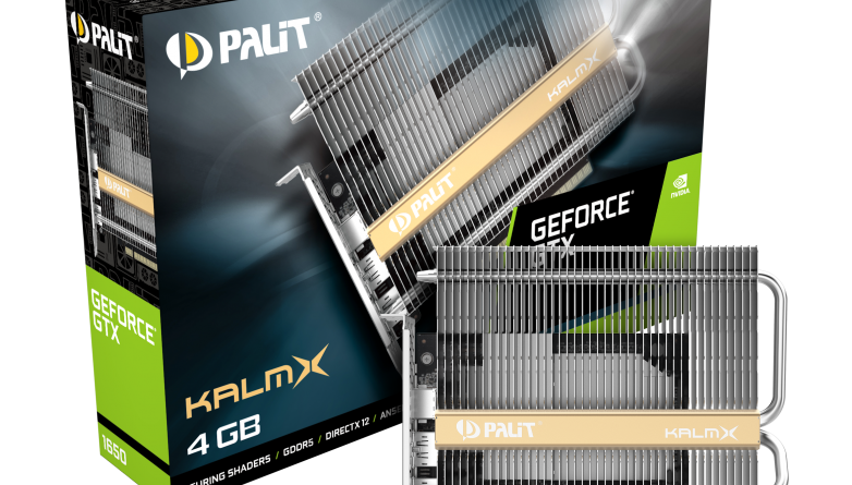 Palit GeForce GTX1650 KalmX
