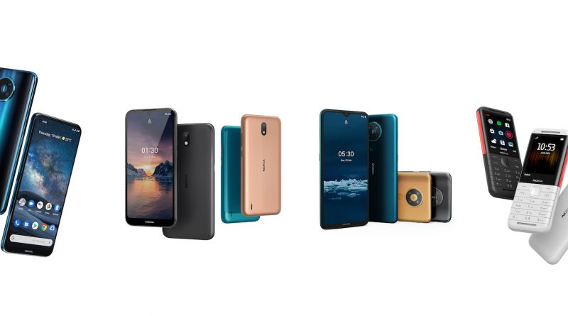 Nokia - nowości produktowe
